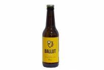 Cerveza artesanal Ballut - Pack 12 botellas (2,25€/unidad)