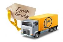 Envío gratuito a toda la península para compras superiores a 60 euros, IVA incluido